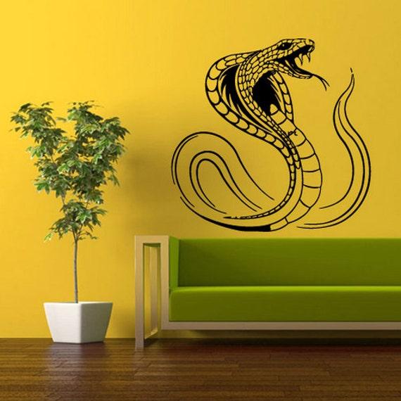 snake wall decals snake wall art snake wall decor snake wall