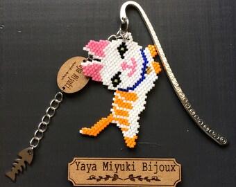 Kawaii Cat bookmark