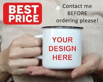 Bulk coffee mugs | Etsy