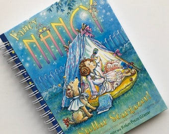 Fancy Sketchbook Etsy