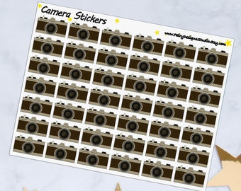 Camera Planner Stickers