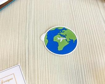 Travel Vinyl Stickers