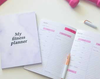 Fitness Planner - Fitness Journal