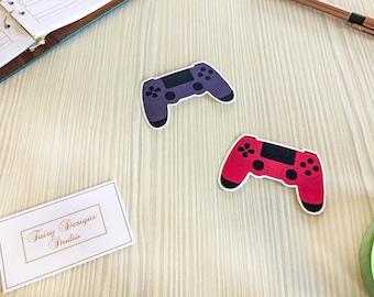 Game Controller Vinyl Stickers