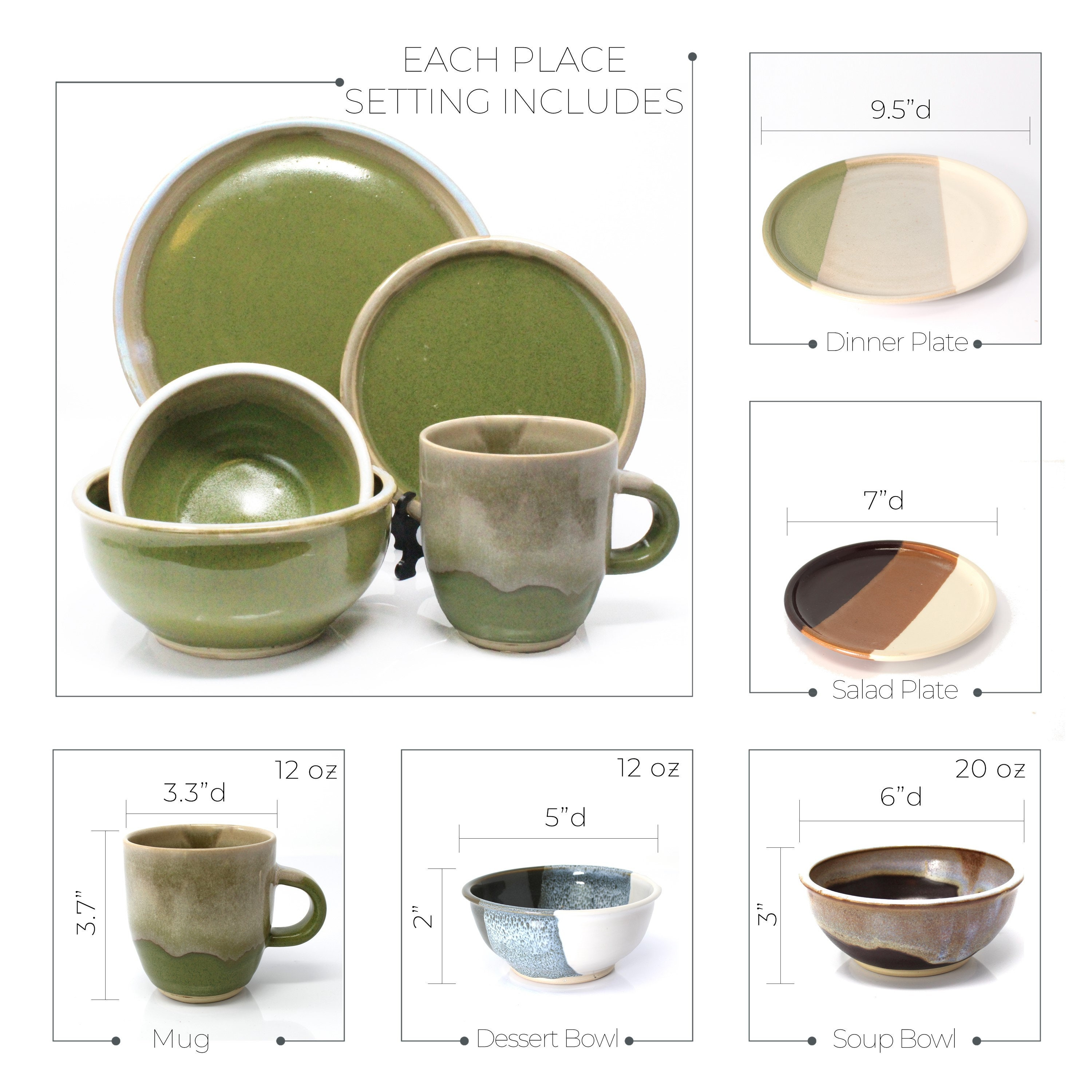 Rustic Dinnerware Sets Cheaper Than Retail Price Buy Clothing Accessories And Lifestyle Products For Women Men
