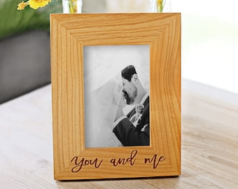 You And Me Frame Etsy