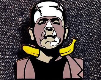 Frankenstein Lapel Pin