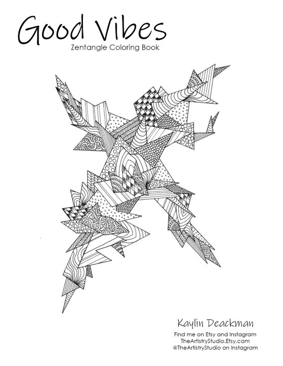 Zen Taking Flight Coloring Page Download | Printable