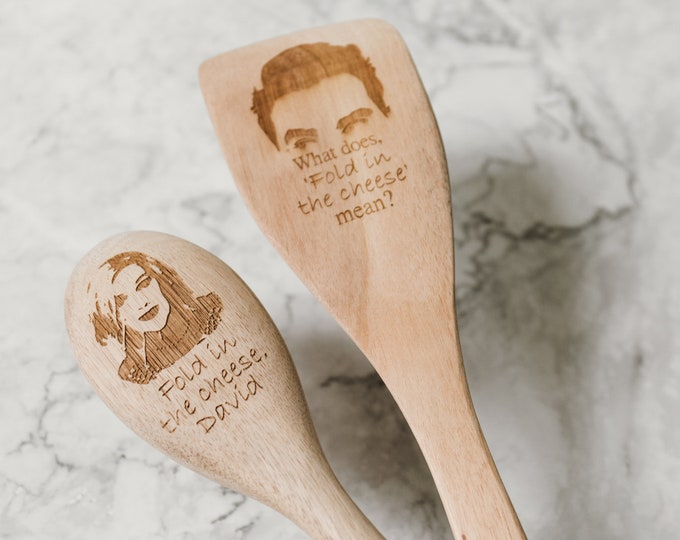 Fold in the Cheese! | Wood Spoons