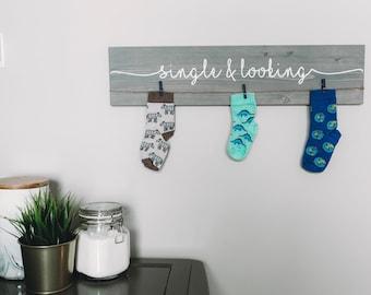 "Laundry Decor Sign    24"""