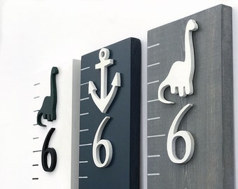 Personalized Growth Chart Ruler | 3D