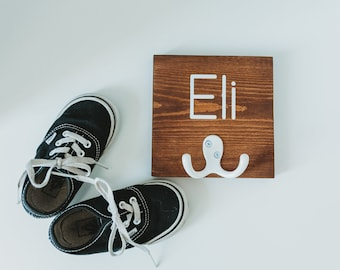 Personalized Name Hook