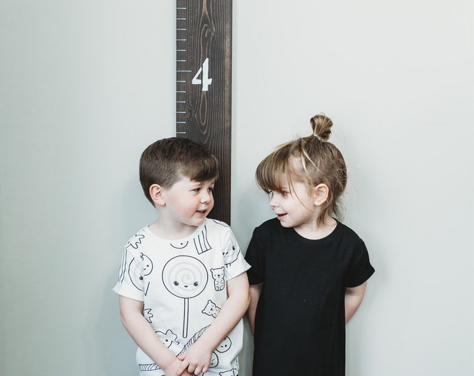 Customizable Growth Chart Ruler
