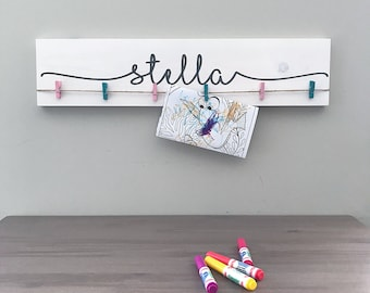 """Look What I Made Sign 