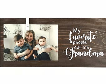 Grandma Sign | Mothers Day Sign