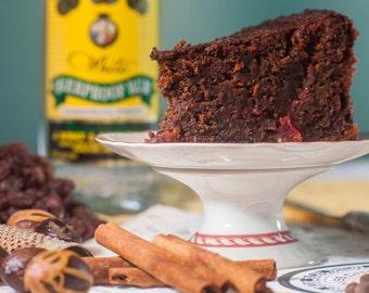 Jamaican Rum Cake, Medium
