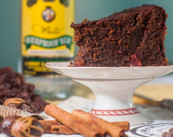 Jamaican Rum Cake, Small