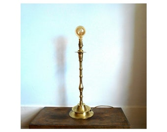 Solid Brass Decorative Lamp