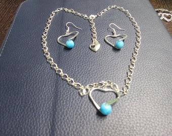 Kleidung & Accessoires Halskette Perlen Hochzeit Braut Feier Fest Ball Zweifärbig Necklace Längenwahl