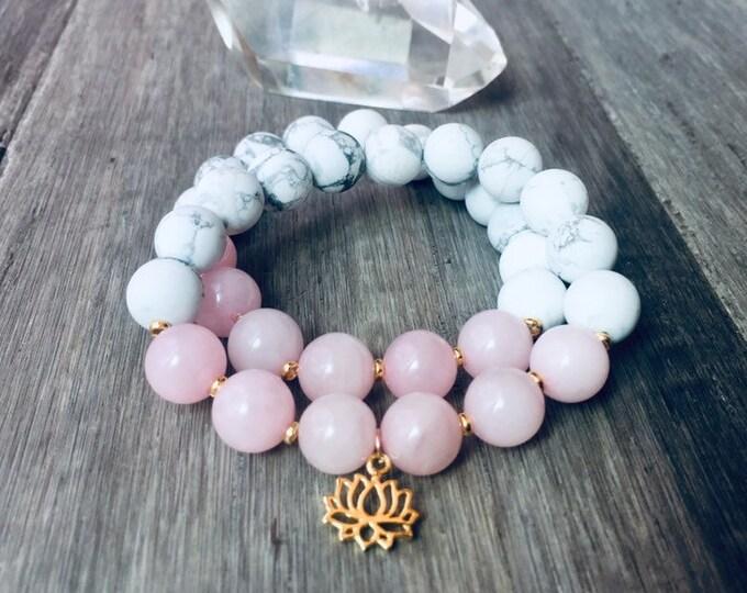 Featured listing image: Divine Attunement Mala Bracelet