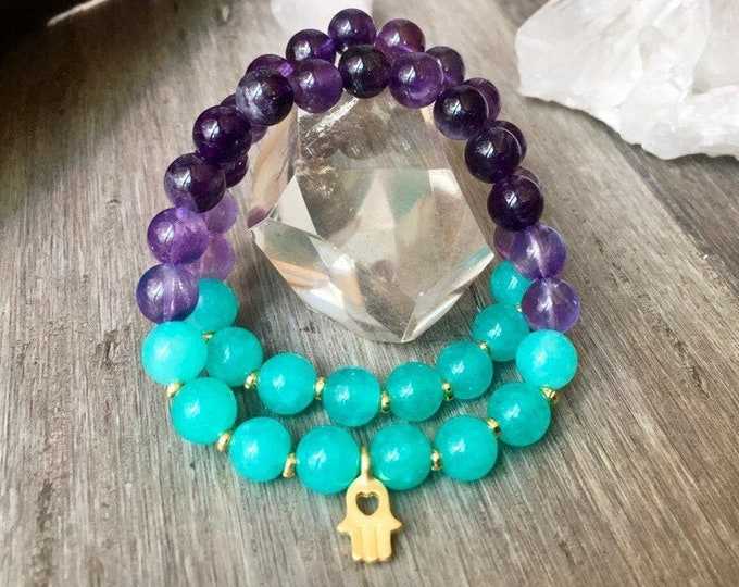 Featured listing image: The Inner Buddha in Me Mala Bracelet