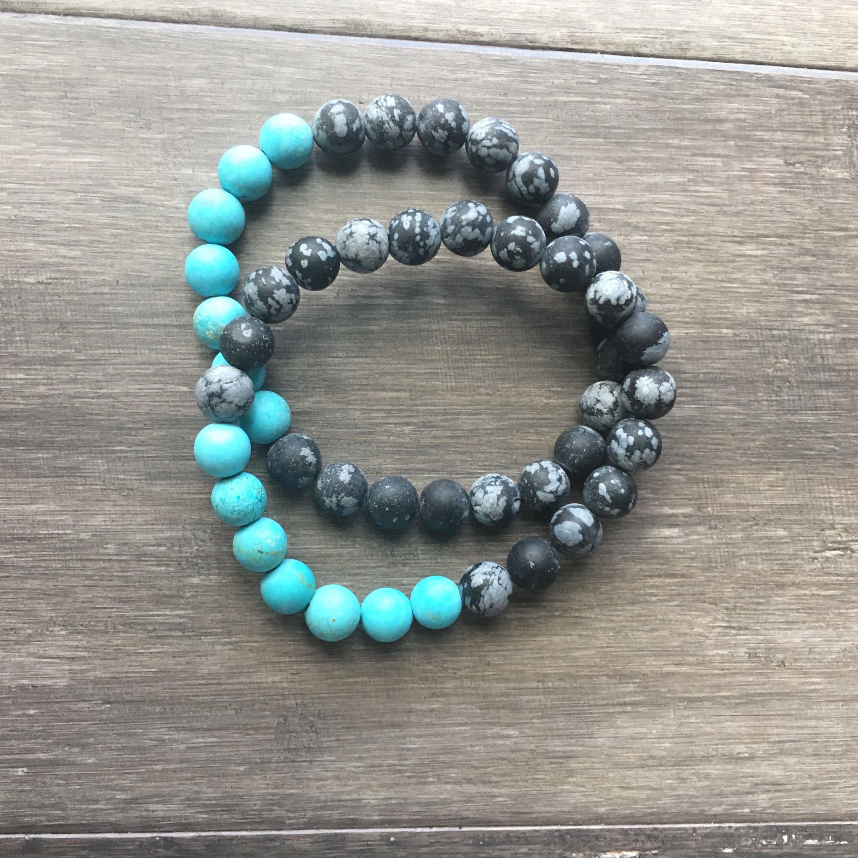 Obsidian Mala Bracelet Mens Bracelet Mens Mala Bracelet Gifts For Him