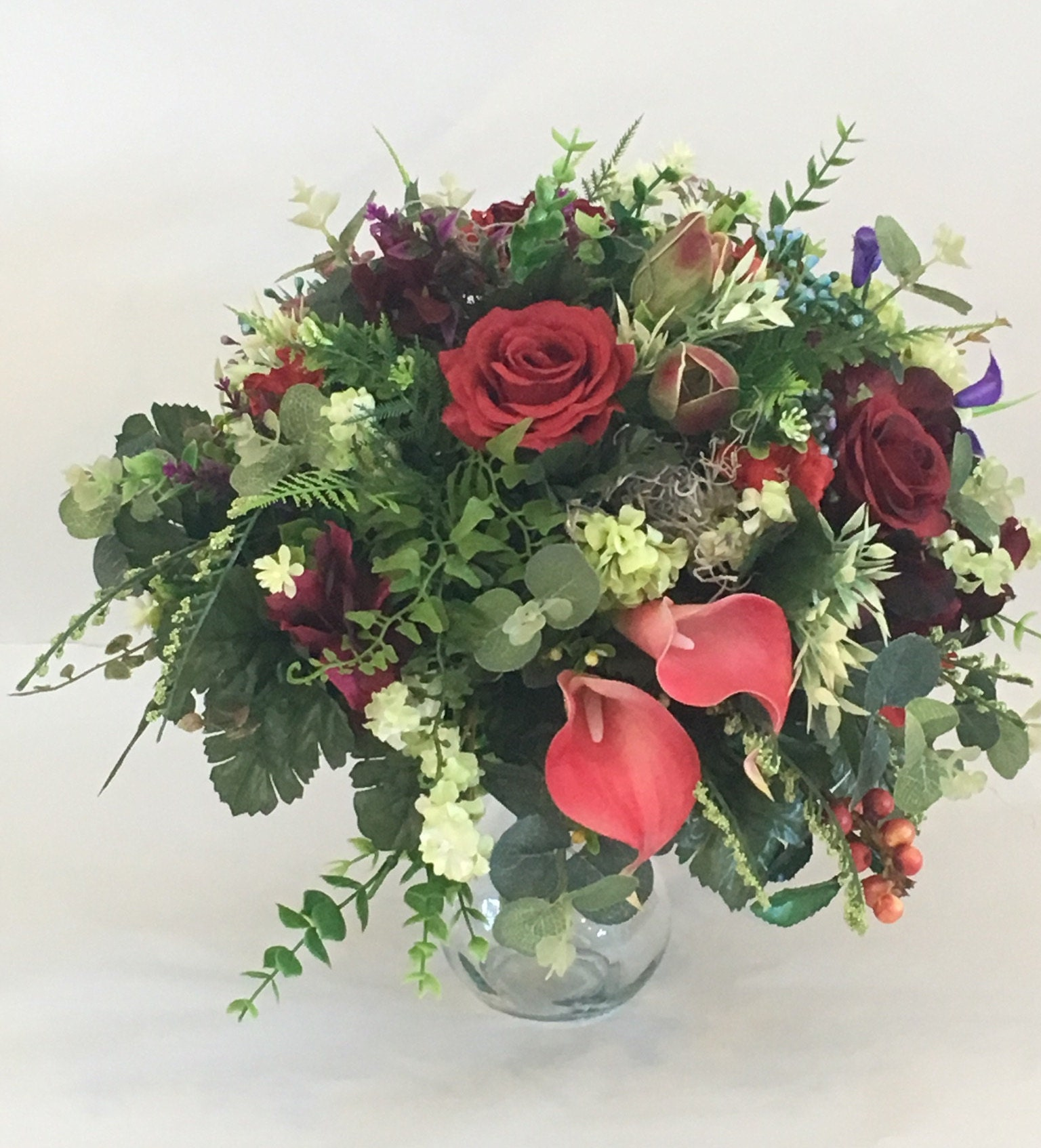 Artificial Flower Bouquet Year Round Bouquet