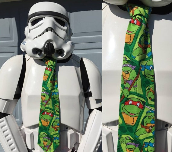 Teenage mutant ninja turtles novelty necktie tmnt tie ccuart Image collections