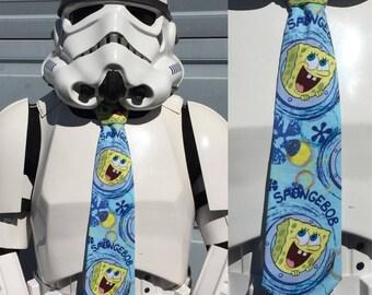 SpongeBob SquarePants Novelty Necktie Tie