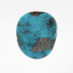Battle Mountain CS5 Natural Concho Springs American Turquoise  Cabochon Stone Untreated Gemstone