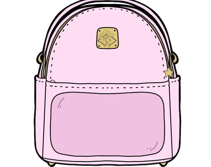 Itabag - Baby Pink *Preorder deal*