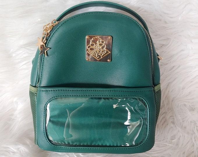 Mini Casual Ita Backpack - Emerald Green