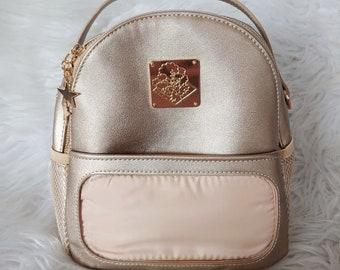 Mini Casual Ita Backpack - Champagne