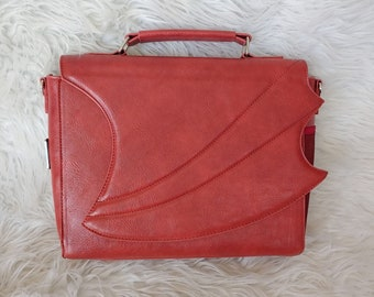 Dragon Wing Ita Bag - Burnt Red