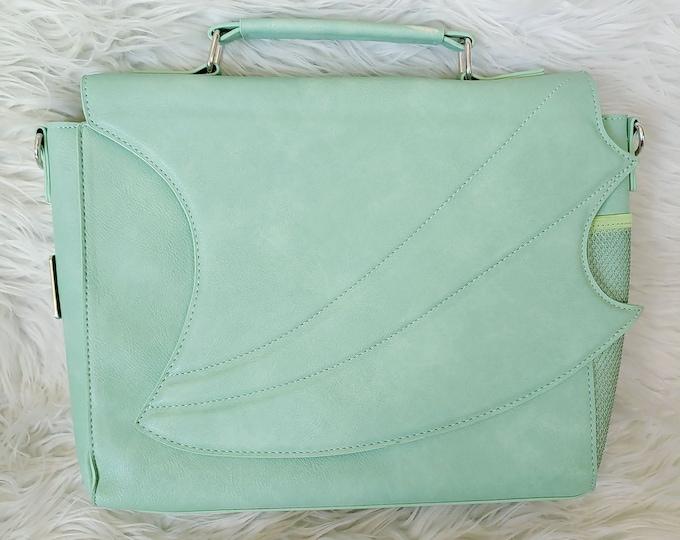 Dragon Wing Ita Bag - Green