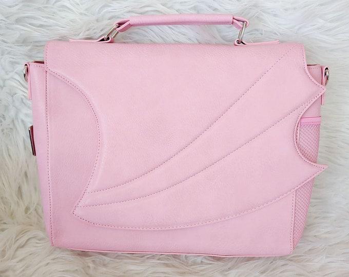 Dragon Wing Ita Bag - Pink