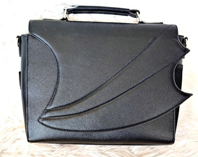 Dragon Wing Ita Bag - Black