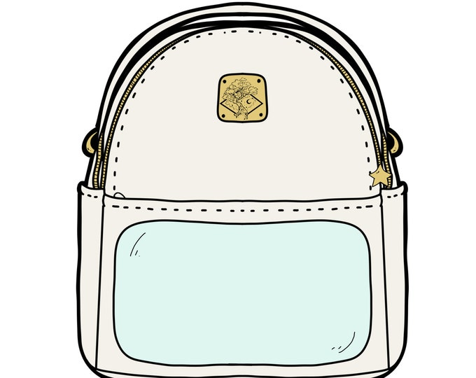 Itabag - Pure White *Preorder deal*