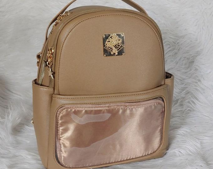Casual Ita Backpack - Woodland Brown