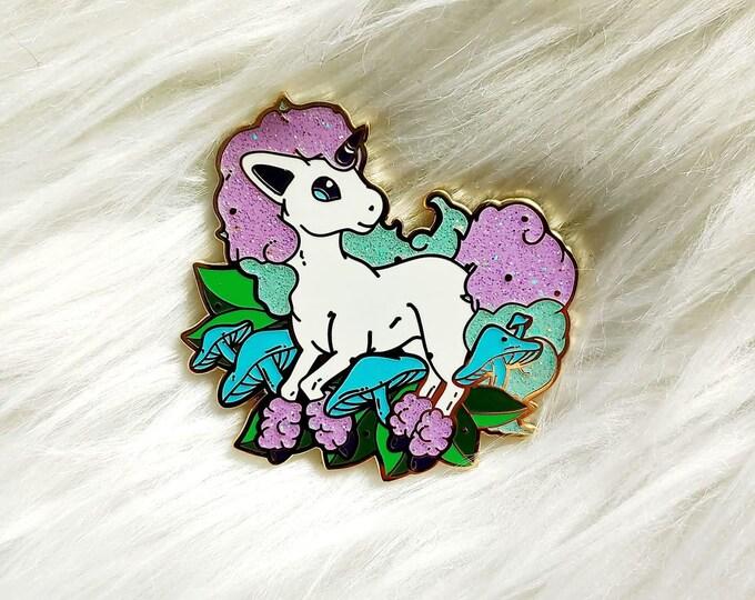 Galar Pony Enamel Pin