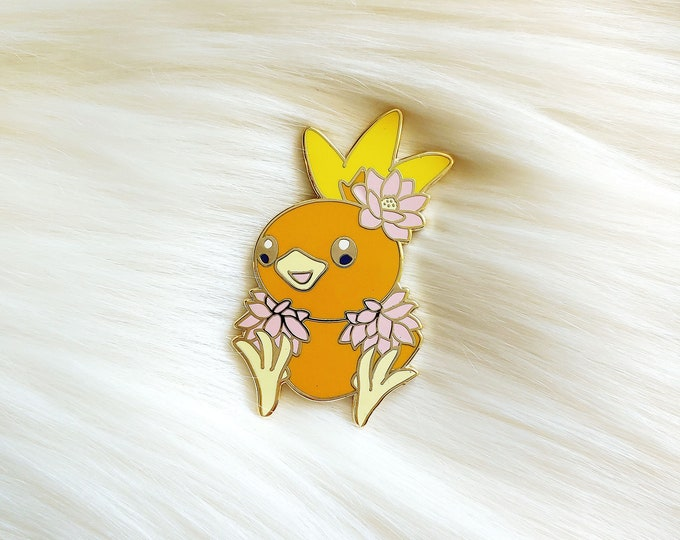 Fire Lotus Starter *Seconds Imperfect Pin Deal*
