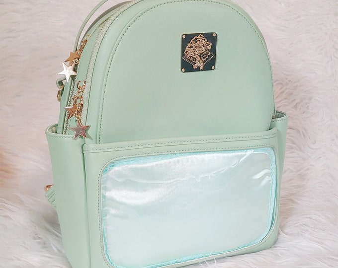 Casual Ita Backpack - Mossy Green