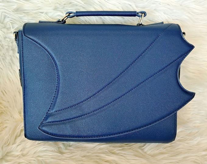 Dragon Wing Ita Bag - Deep Blue
