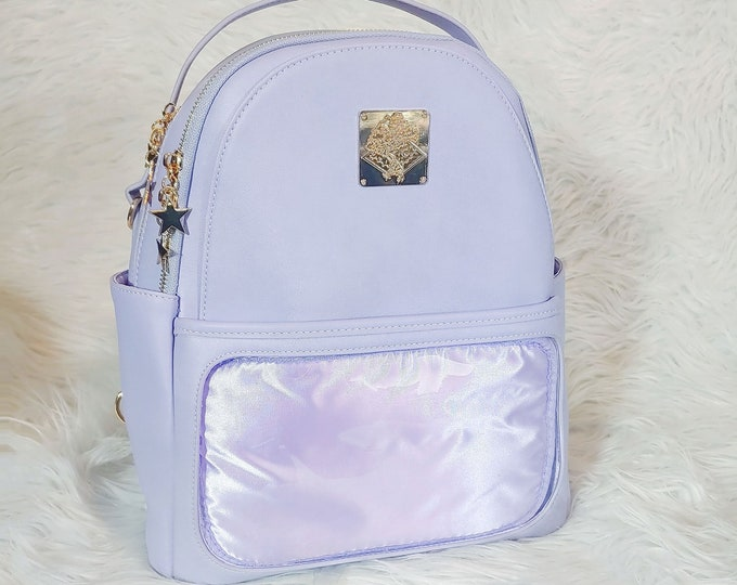 Casual Ita Backpack - Lavender