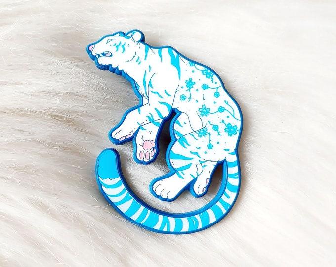 Porcelain Animals - Tiger