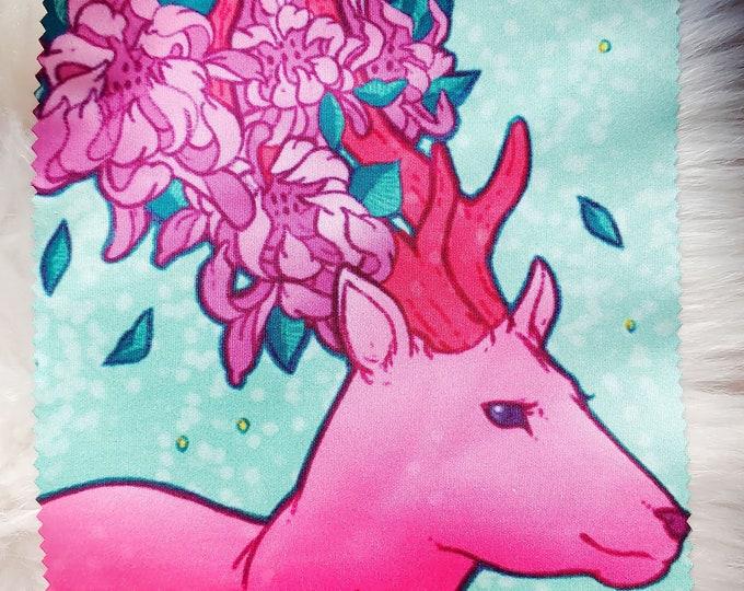Microfiber Art Cloth - Nara Deer