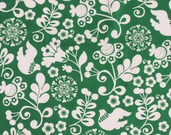 Joy Green by Michael Miller, 1/2 Yard