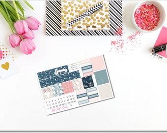 Winterly January Recollections Mini Monthly Kit