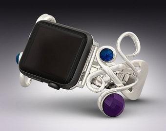 Apple Watch Band, Apple Watch Band 38mm, 40mm, 42mm, 44mm, Apple Watch Jewelry, Apple Watch Strap, iWatch Band, iWatch Strap, LostAndForged