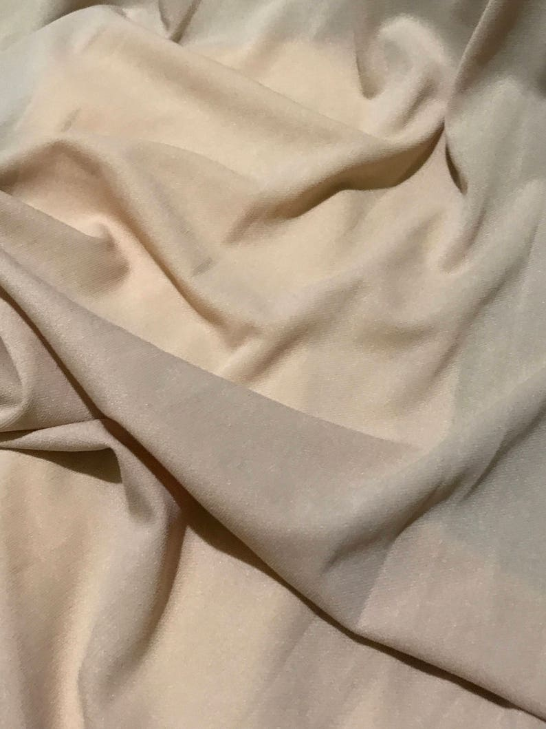 White and Nude Lining Dance-wear Lining Smooths Black Helenca Lining Fabric Sold by the Yard Polyester Swimwear